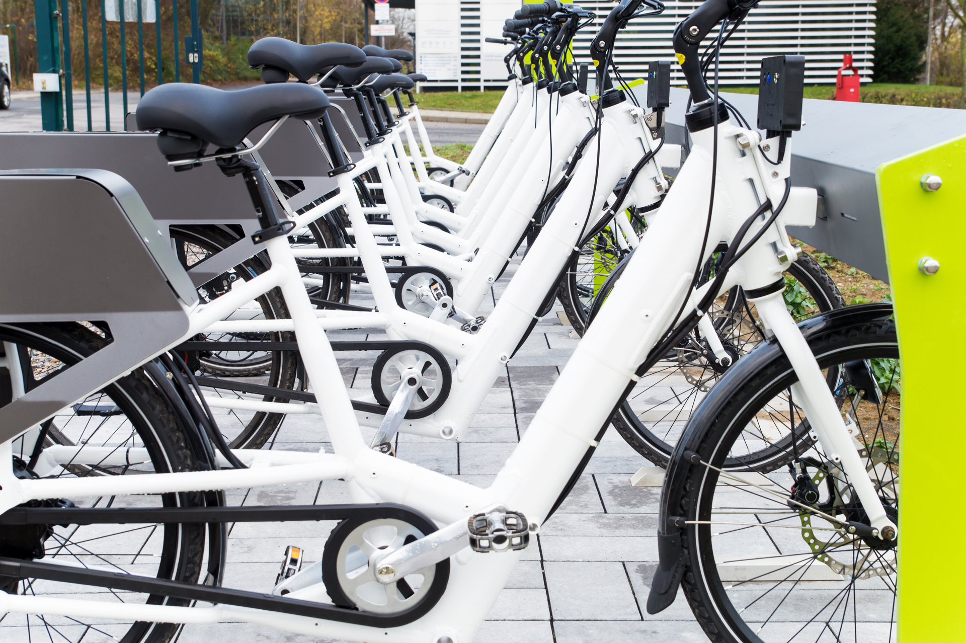 E-Bike Ladeelektronik und Software mit G&S IoT-Gateway